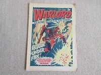 WARLORD comic No 9 , Nov 23rd 1974- good condition-Victor