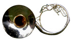 "Buy Sousaphone Shinning Brass 22"" Bb ""Chopra Musicals "" 3V BAG & M / PIECE FREE"