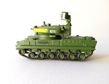 Military Toy Model 1:72 USSR Soviet Tank 2S6 TUNGUSKA Russian Tanks Fabbri