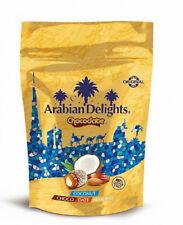Arabian Delight chocodate 4 boîtes x 100 g de noix de coco Amande dates-sans gluten & Veg