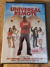 Universal Remote (Dvd, 2008) Comedy Unrated Pre-owned Excellent Condition Sealed
