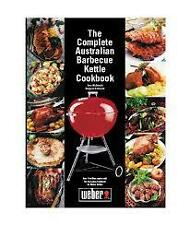 A COMPLETE AUSTRALIAN BARBECUE KETTLE COOKBOOK, NEW, FREE SHIPPING WITH TRACKING