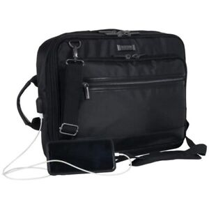 """Kenneth Cole Reaction 'Tech-IT' Convertible 15.6"""" Laptop Case Business Backpack"""