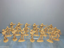 Painted Plastic French Toy Soldiers 11-20