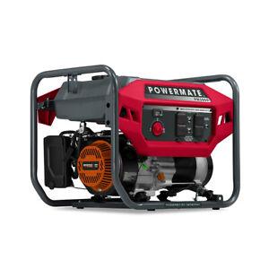 Powermate 8110 - PM3800 3,800 Watt Portable Generator, 49 ST/CSA