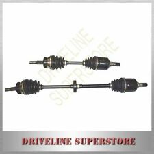 HYUNDAI EXCEL X3 Year 1995-2000 all model A SET of TWO CV JOINT DRIVE SHAFTS