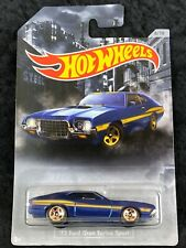 Hot Wheels 2020 American Steel '72 Ford Gran Torino Sport Walmart Exclusive!