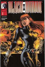 Black Widow (allemand) # 1-Marvel Knights 2000-TOP