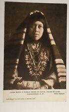 Juana Maria Pueblo Indian of Isleta Native American Indian Fred Harvey Karl Moon