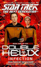 Infection (Star Trek The Next Generation: Double Helix, Book 1)-ExLibrary