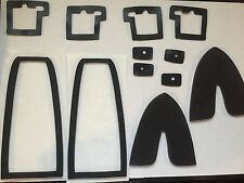 1961-1965 Lincoln Continental Door Handle, Tail Light and Tail Seal Gasket Kits