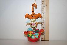 Grolier Ornament - Tigger - Winnie the Pooh - Disney - Angel Wings - Presents