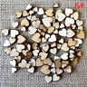 100pcs Wooden Rustic Wood Love Heart Crafts Wedding Table Scatter DIY Decoration
