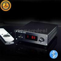Bluetooth 5.0 PGA2311 Remote Preamp 2 Channel Preamplifier Volume Control #SZ