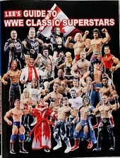 Lee's Guide to Jakks WWF Wrestling Classics Superstars Figures  photo guide