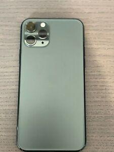 Apple iPhone 11 Pro - 256GB - Midnight Green (Unlocked) A2160 (CDMA   GSM) T Mob