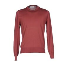 650$ Brunello Cucinelli Cotton Crewneck Sweater Size 56 or XXL Made in Italy