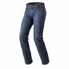 Pantalones vaqueros de verano para motoristas, talla 36