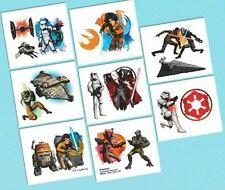 Star Wars Rebels Temporary Tattoos 16 ct Party Favors Tattoo
