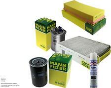 MANN-FILTER + LIQUI MOLY Klima-Anlagen-Reiniger für VW Polo Variant Classic