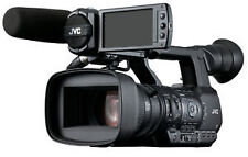 JVC Video Broadcasting and Recording