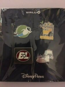 Wall-E Booster Pack Pin 108622