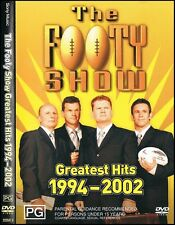 The NRL FOOTY SHOW 1994 - 2002 Greatest Hits - RUGBY LEAGUE TV Series Comedy DVD
