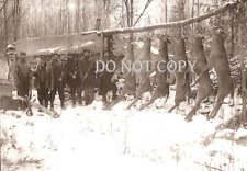 Antique Deer Hunting Repro 8X10 Photo Lots Of Remington Model 8 Rifles