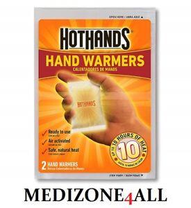 Hot Hands Hand Body Warmers Keep Warm Hot Winter  10 Hours of Heat FREE UK POST