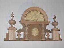 Crown for antique clock Gustav Becker