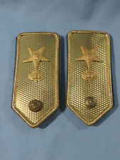 Set of Original Wwii Royal Italian Army Medical Officer's Shoulder Boards