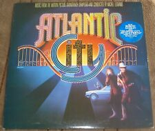 ATLANTIC CITY (Michel Legrand) original near mint USA stereo lp (1981)