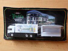 Modellino autocarro per birra Rimorchio trasporto MAN Potts gesaris Naturpark