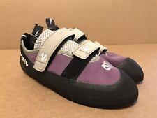 Evolv Women's Rock Climbing Shoe, Violet, Us Women's 9 Eu 40 Nice!