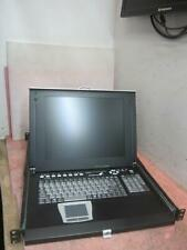 """StarTech CABCONS8 15"""" Rackmount LCD Console w/ 8 Port KVM Switch+"""