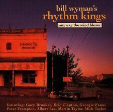 Bill Wyman - Anyway the Wind Blows GARY BROOKER ERIC CLAPTON PETER FRAMPTON