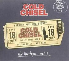 The Live Tapes, Vol. 1: Live at the Hordern Pavilion, Cold Chisel/ 2CD/1DVD NEW