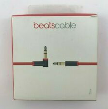 Beats by Dr. Dre B0522 Red 3.5mm Headphones Cable Cord - US STOCK