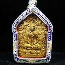 Real Clay Pra Khun Phan LP.TIM  2 TrakutBE 2515(condition excellent)2