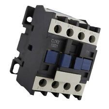 CJX2 1801 3 polig DIN Schienenmontage AC Schütz 1NO AC 24//36//110//220 380V