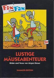 Fix und Fax Lustige Mäuseabenteuer ( 1 BUCH AUS LISTE AUSSUCHEN ) Verlagsneu