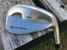 TaylorMade Rac Chrome Wedge 52.08 Wedge Flex Steel Shaft