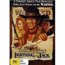 LIGHTNING JACK (1994 Paul Hogan)   DVD - UK Compatible -  sealed