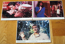 OCTOPUSSY - JAMES BOND 007 (3 US-Kinoaushangfotos '83) - ROGER MOORE