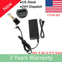 For Panasonic Toughbook CF-19 CF-31 CF-52 CF-53 AC Adapter Charger Power Cord DC