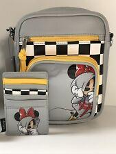 Disney Loungefly Mickey Mouse Street Style Crossbody Bag & Cardholder