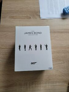 The James Bond Collection (Blu-ray) Top Zustand!!
