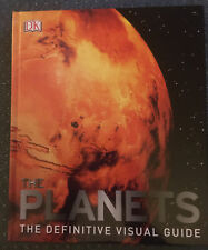 The Planets By DK The Definitive Visual Guide Hard Back Book