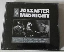 Jazz After Midnight - Various Artists 3 CDs