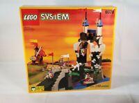 Lego Royal Knights 6078 Royal Drawbridge - NEW SEALED COMPLETE (1995)